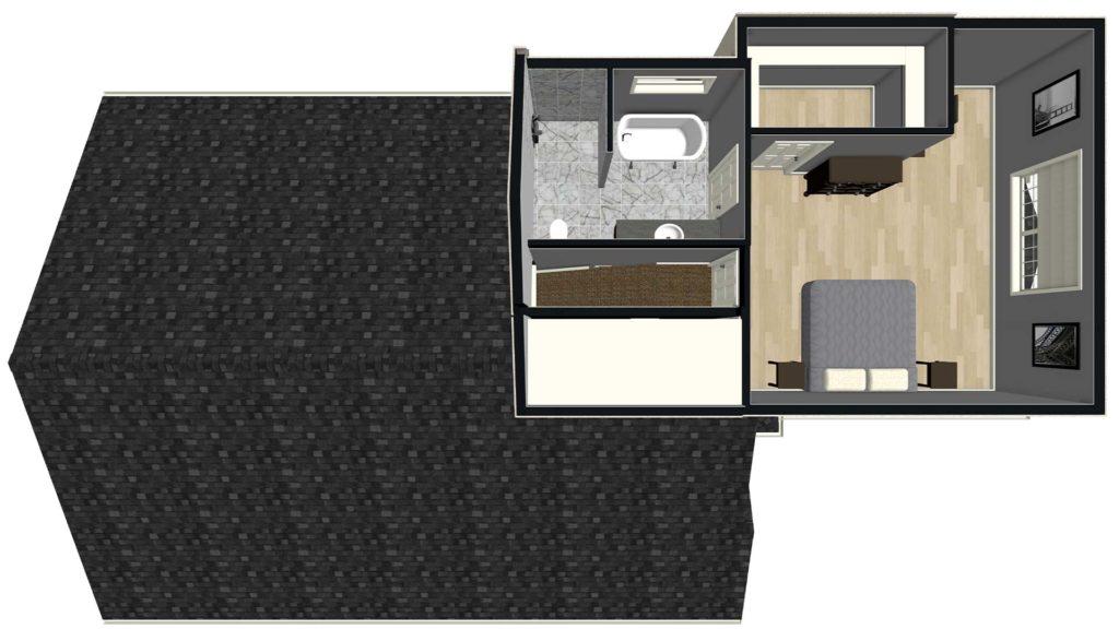 Second Floor Elevation