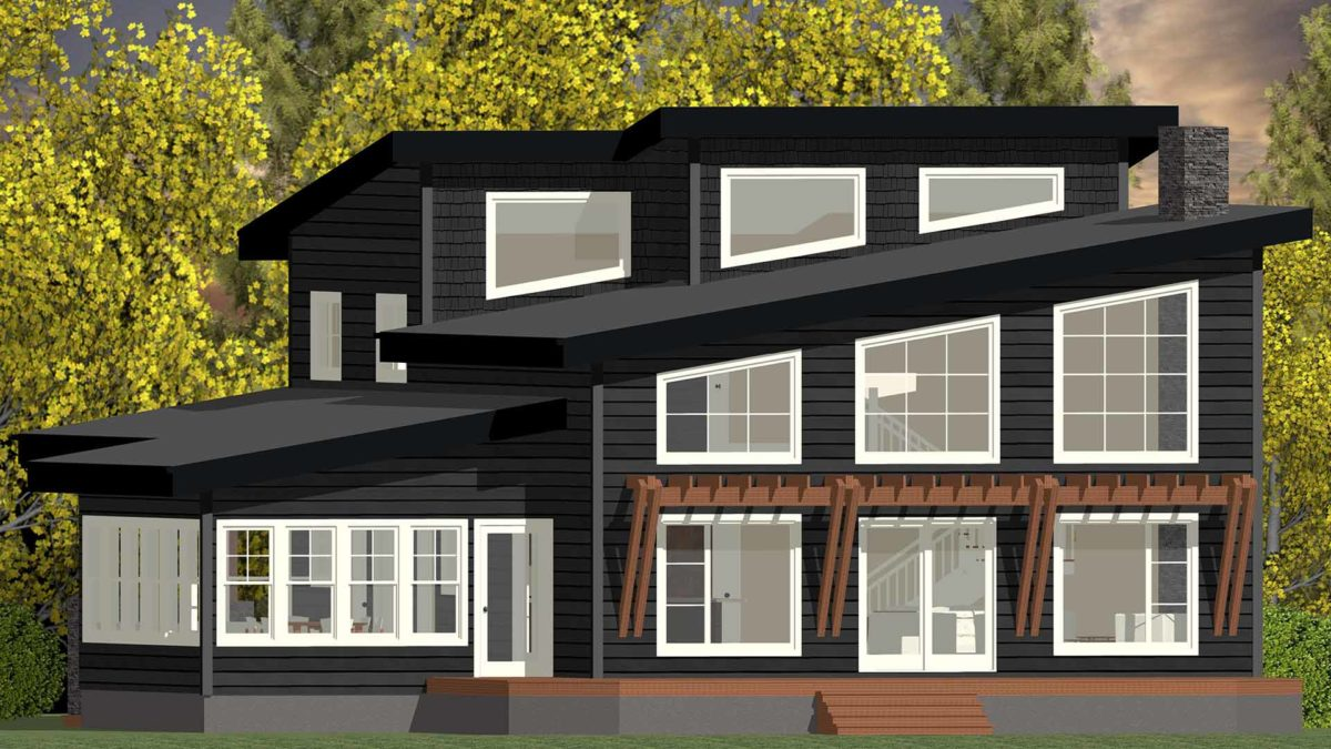 Winnipeg renovation and new home design & drafting